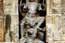Скульптуры Чидамбарама
