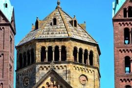 01башня Шпейерского собора