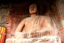 изваяние Будды Лэшаня