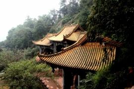окрестности Большого Будды Лэшаня