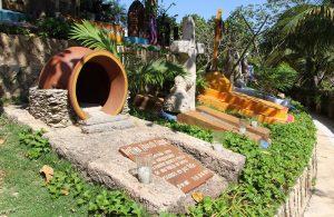 надгробие гончара