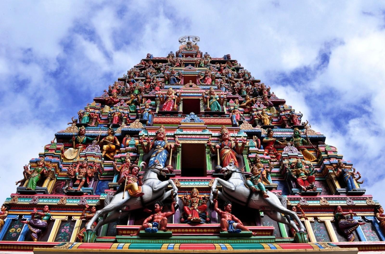 Шри Маха Мариамман в Куала Лумпуре