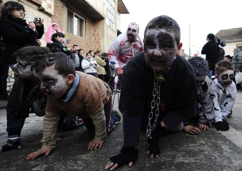 дети зомби, Вевчани