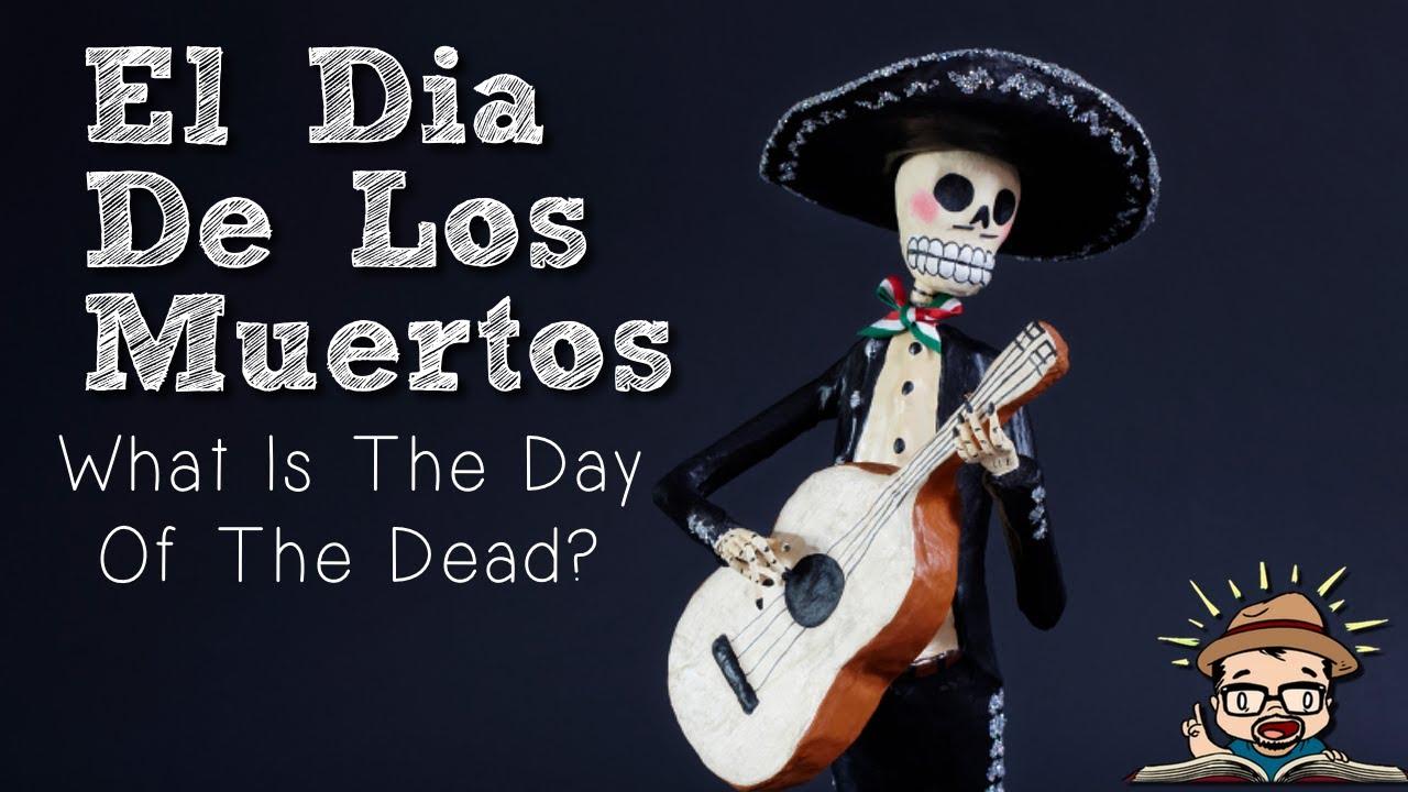 скелетик с гитарой