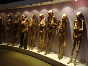скелеты Гуанахуато