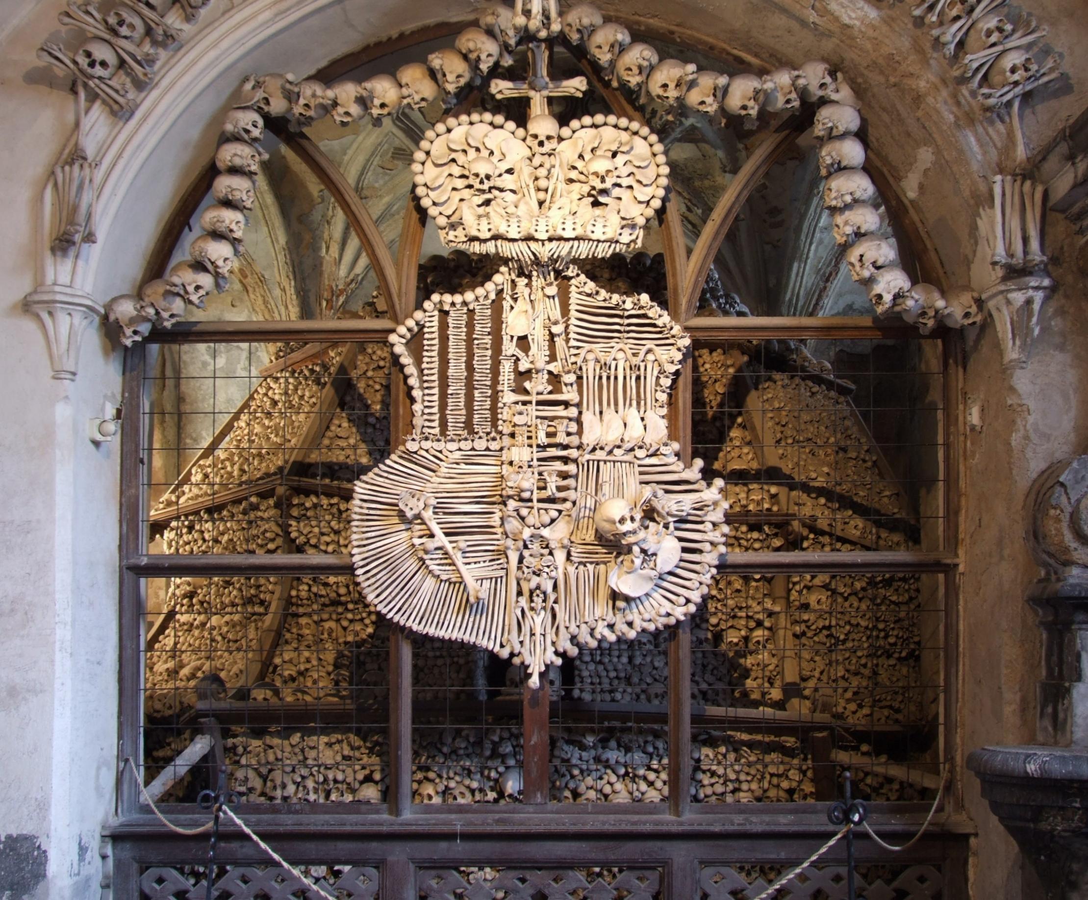 костяной герб