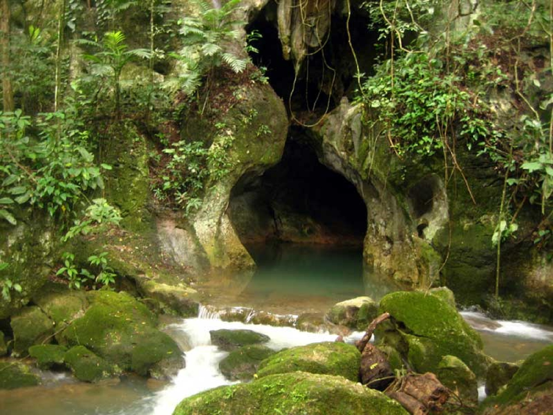 пещера Белиза