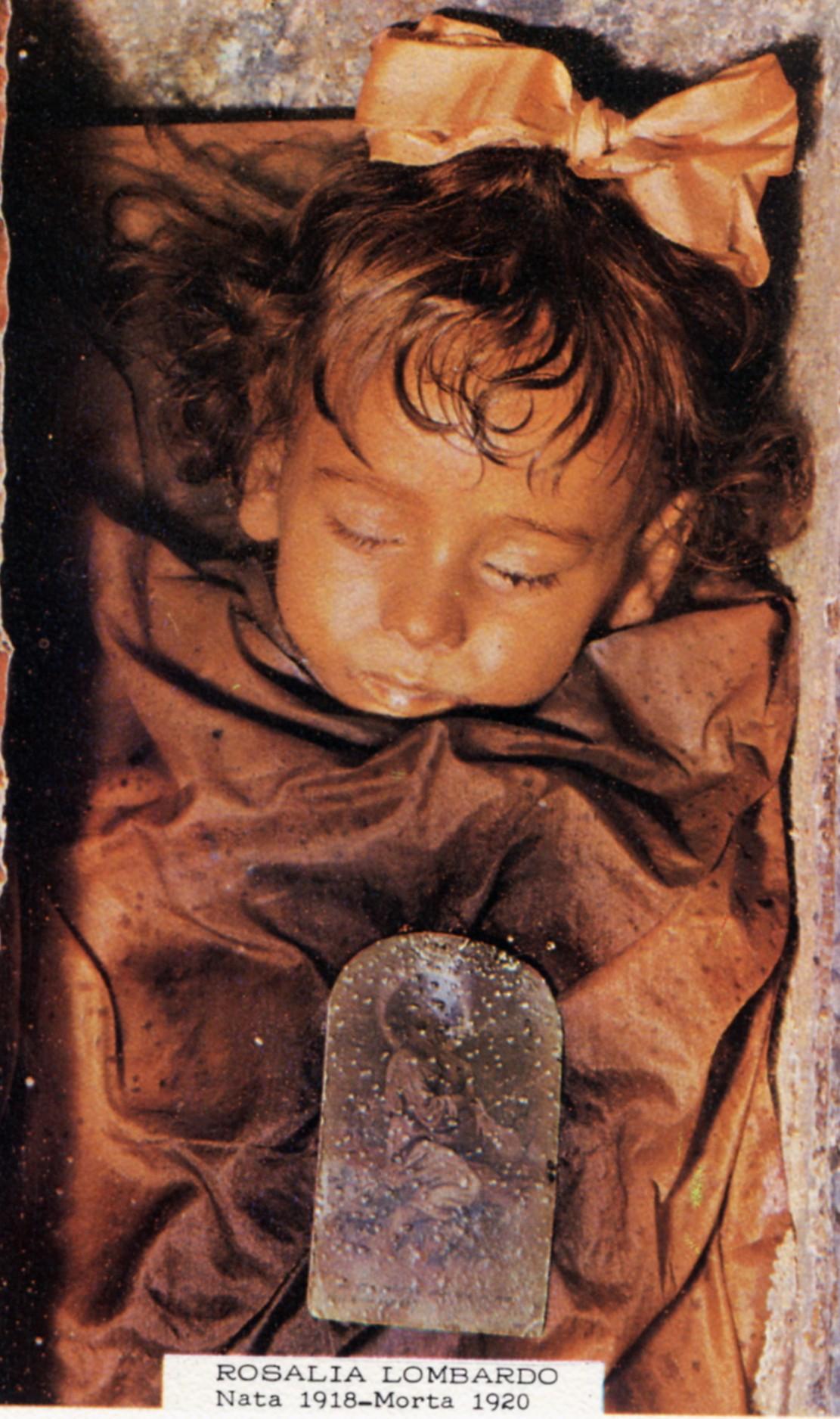 мумия Розалины