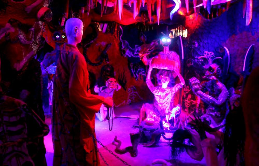 будда и грешники