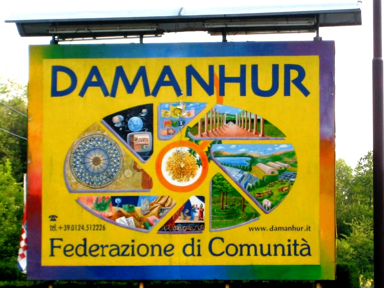 Коммуна Даманхур