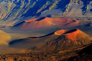вулканы халеакала
