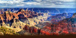 цветные горы