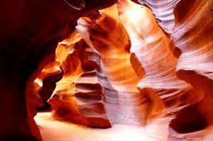 спиралевидные скалы