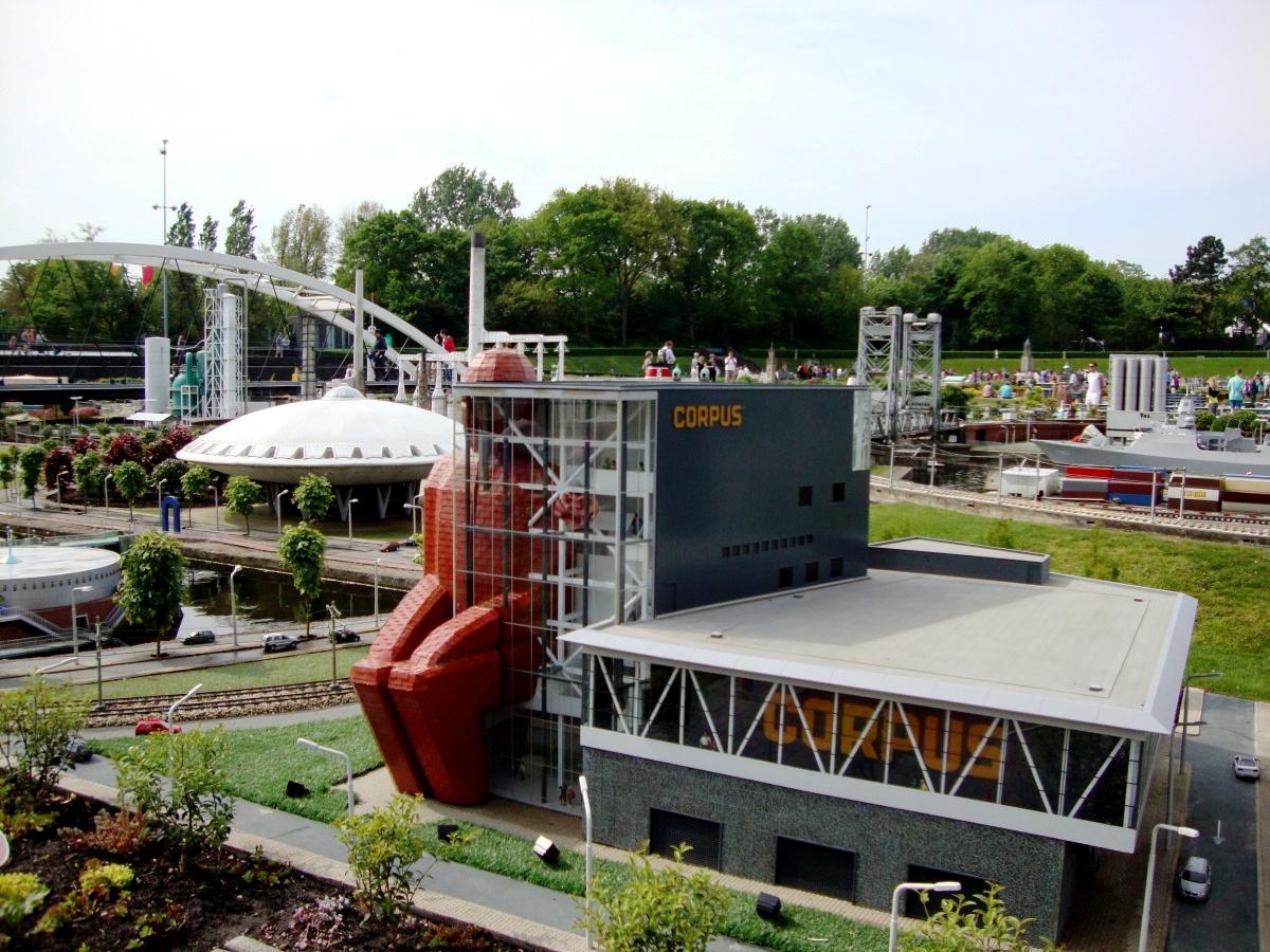 панорама музея корпус