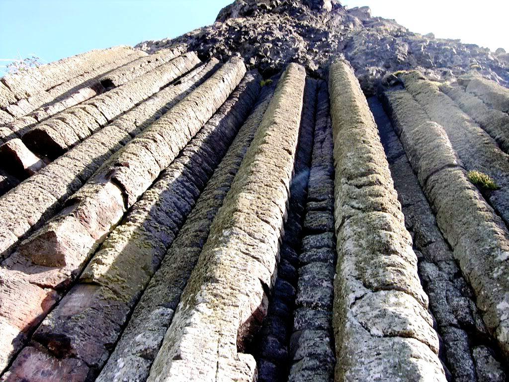 колонны пещеры фингала
