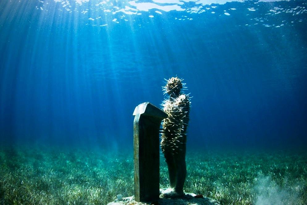 подводная фигура