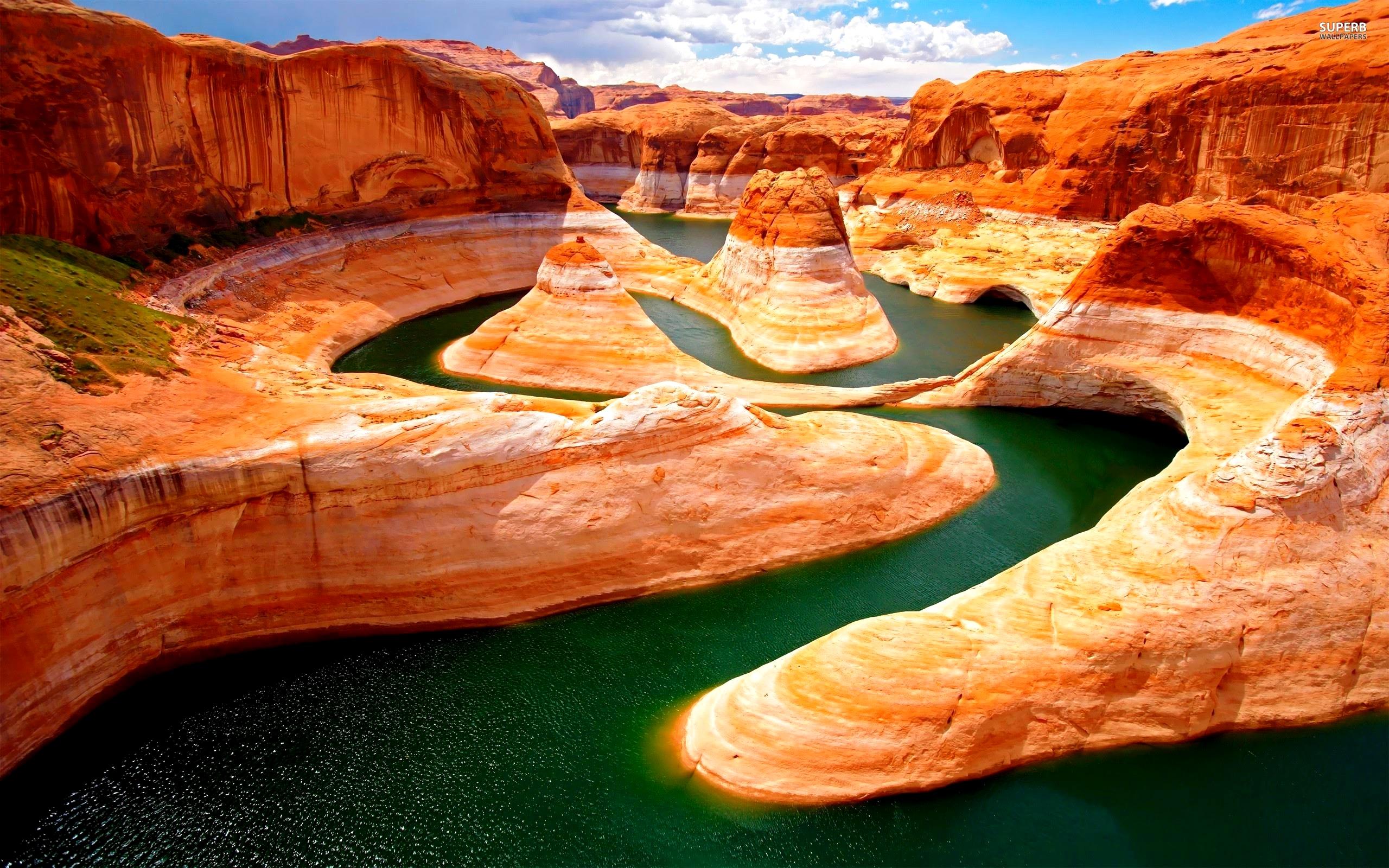 река гранд каньона
