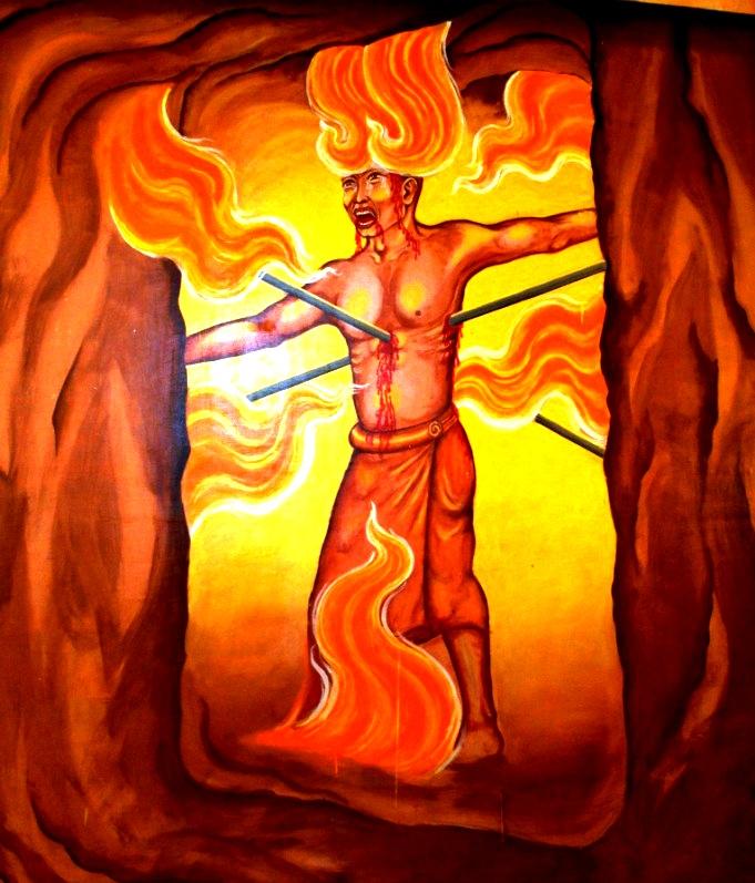 адский грешник