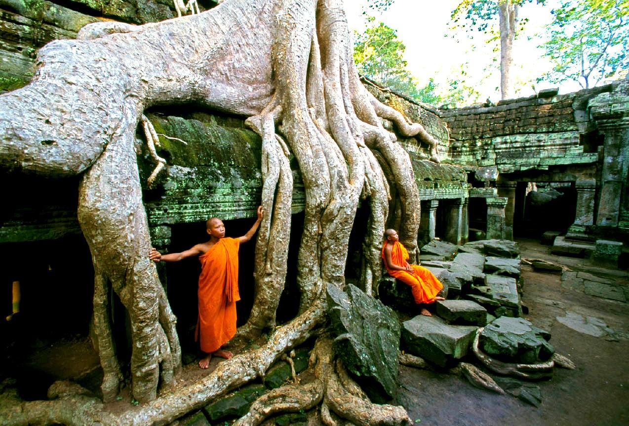 монахи в та проме