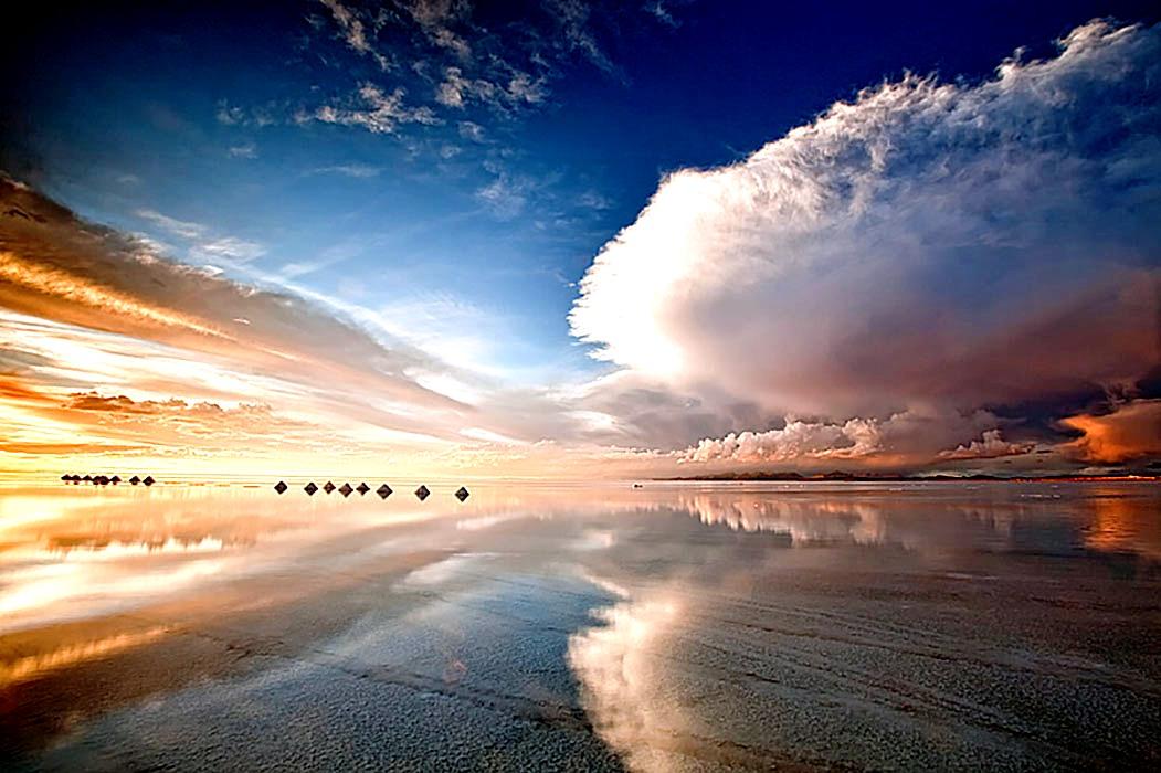 радуга уюни