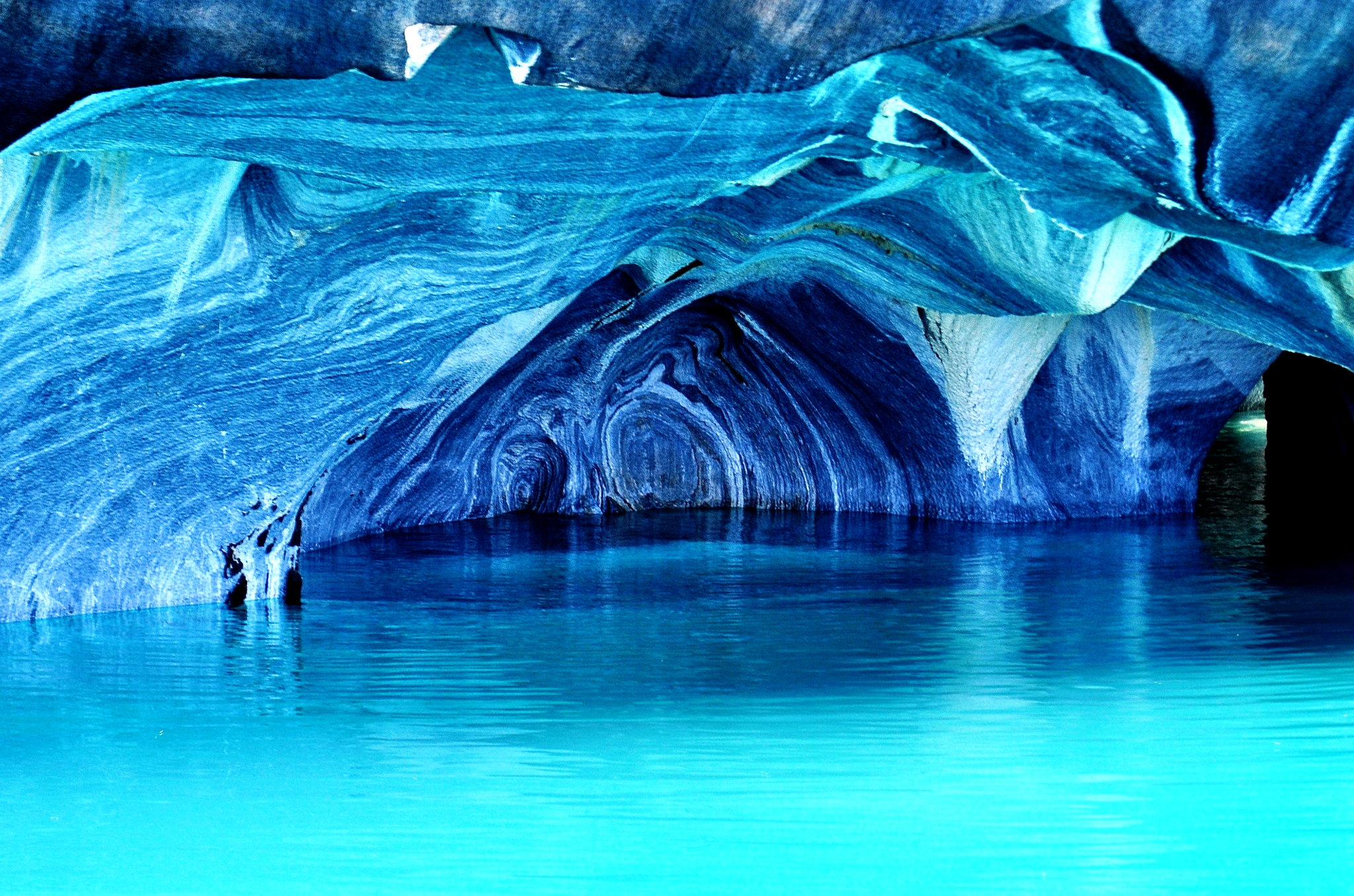 магия пещер чиле чико