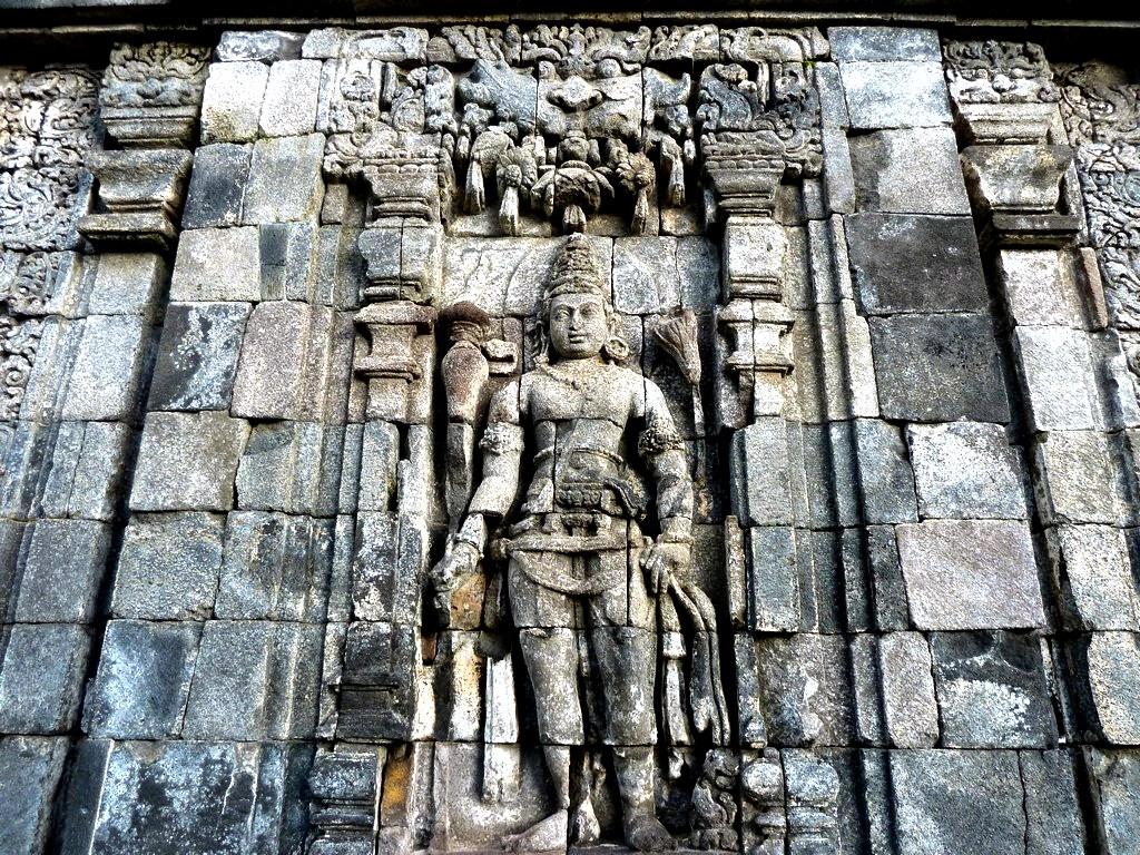 изображение шивы в прамбанане
