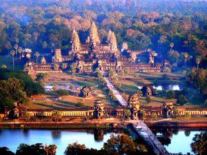 панорама ангкор вата
