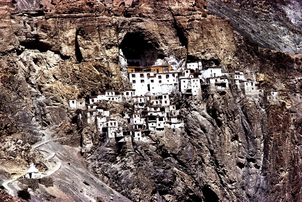 фугтал монастырь