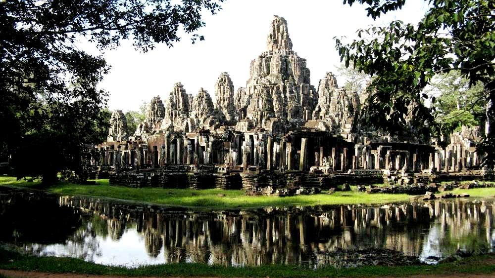 храмовая гора байон