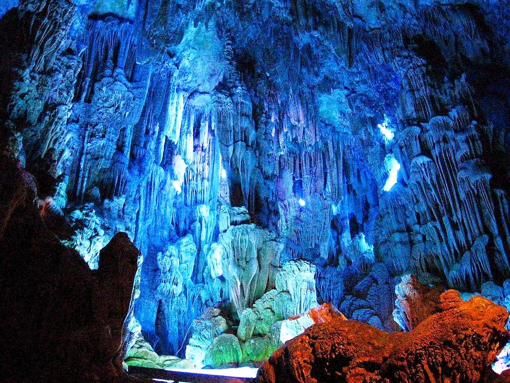 магическая пещера