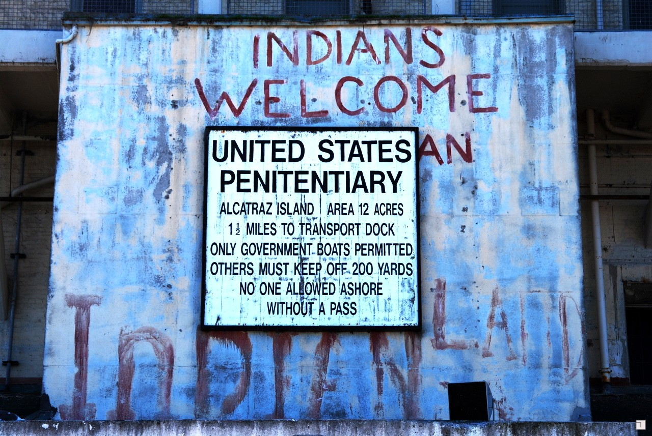 индейцам добро пожаловать