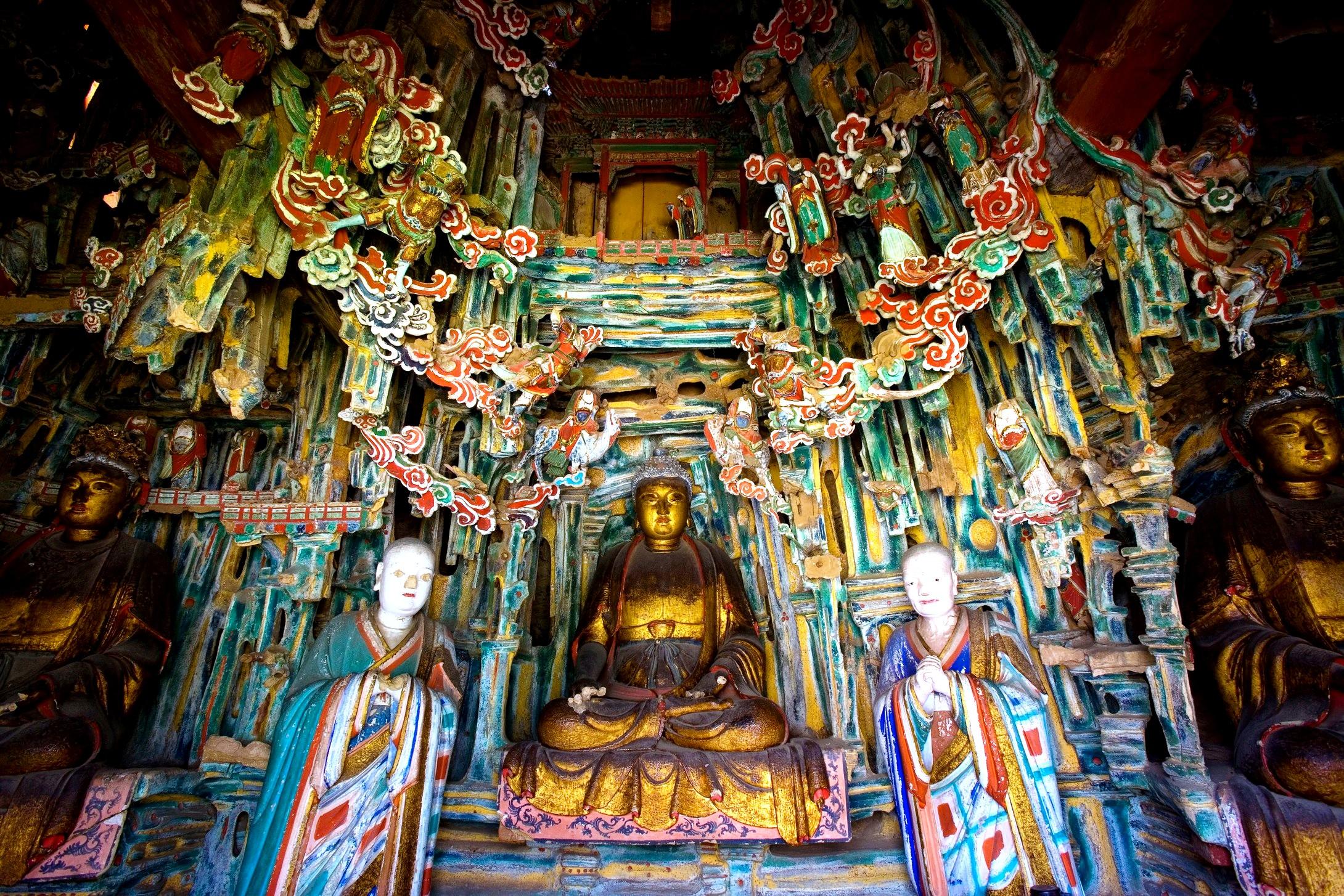 буддийская секция сюанькун-сы