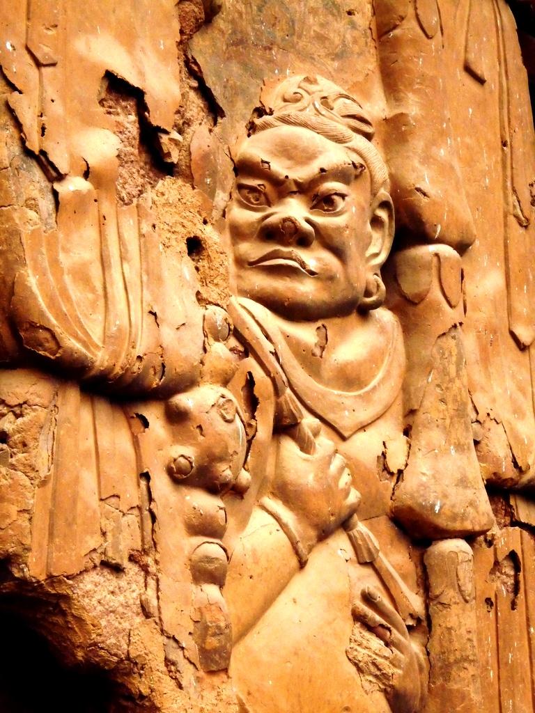 барельефы майджишана