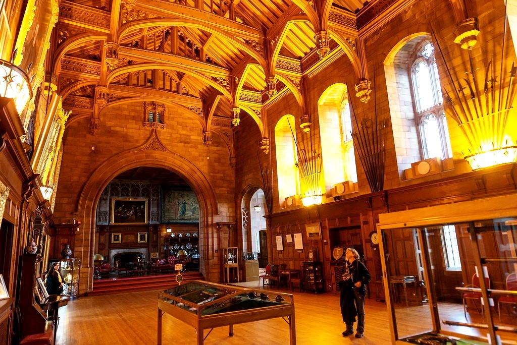 королевский зал бамбурга
