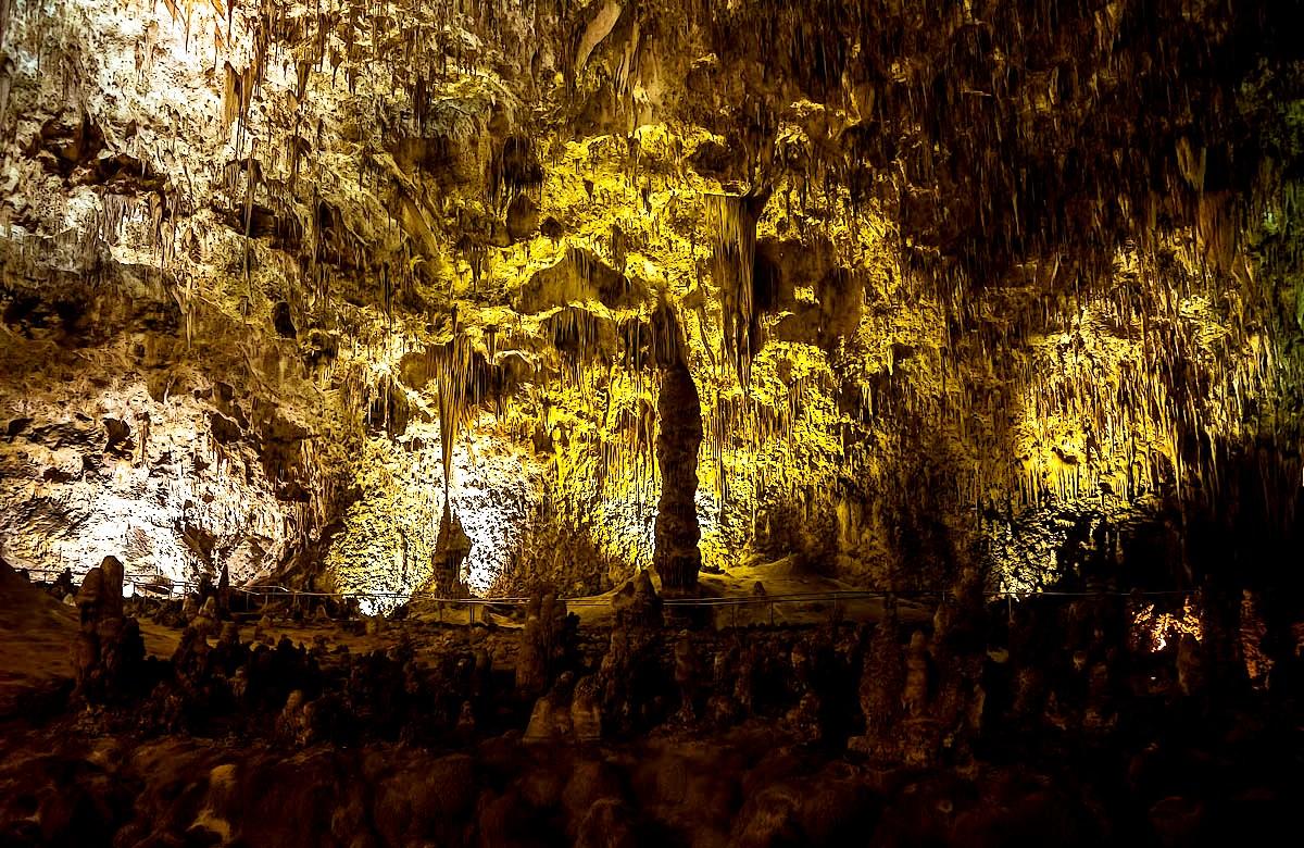 пещерные чудеса