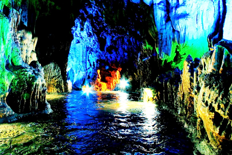 волшебная пещера