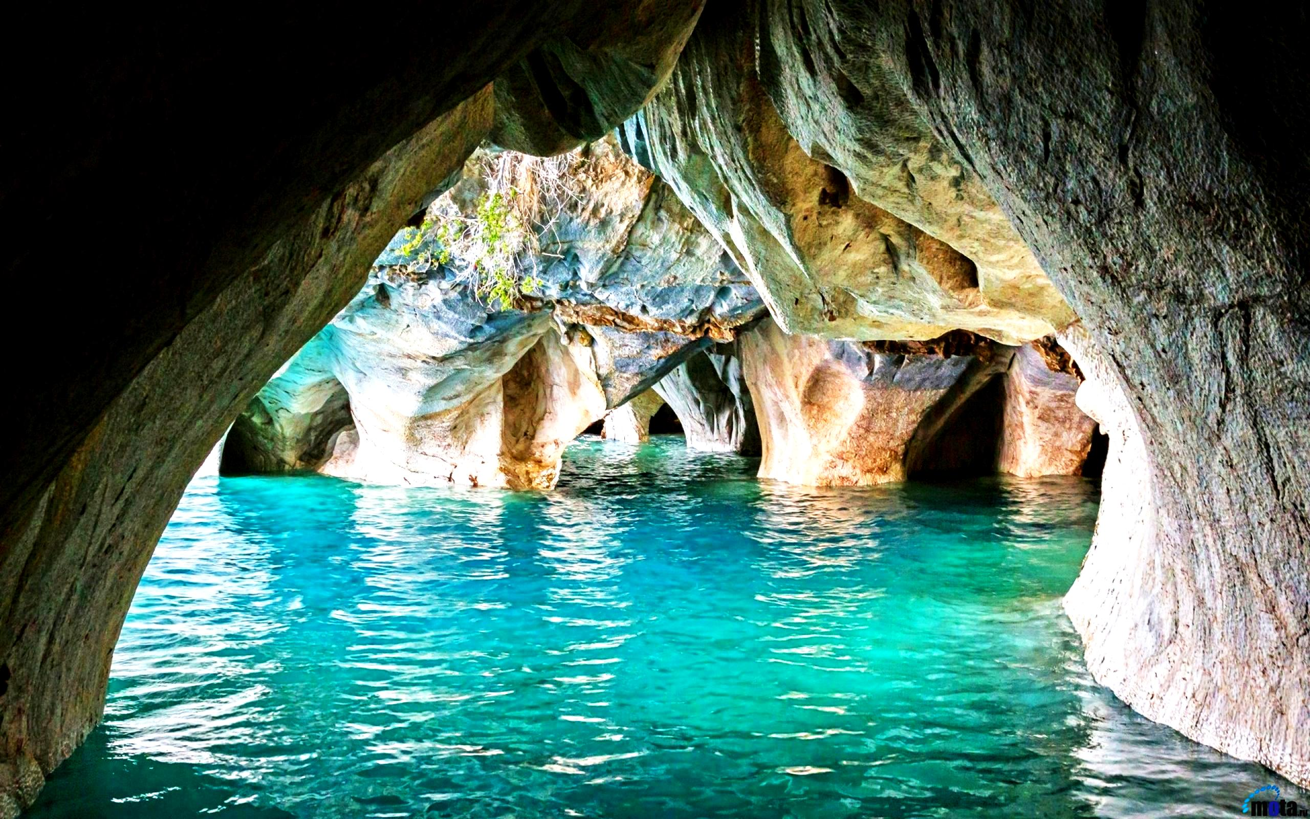 гроты мраморных пещер