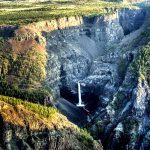 вид на плато Путорана