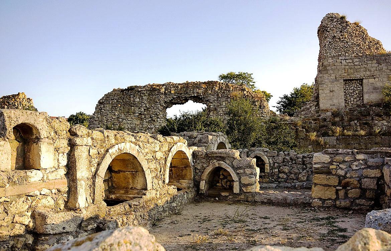 херсонес руины