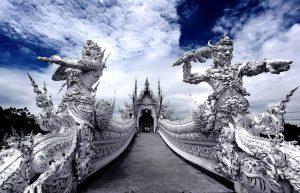 стражи белого храма