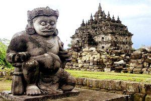 статуя прамбанана
