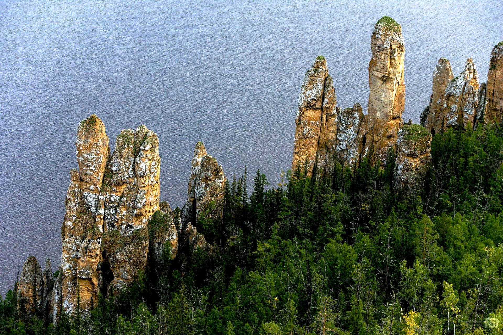 туруук хайалара скалы выветривания
