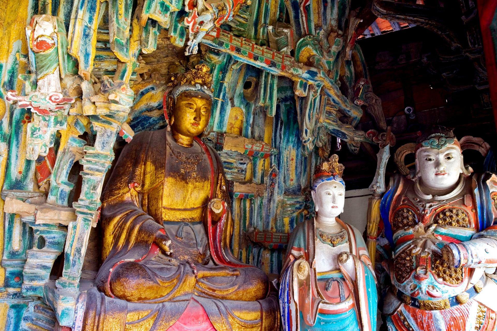 будда и лао цзы