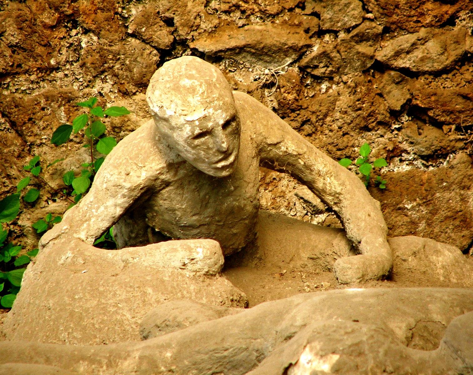 скульптура помпей