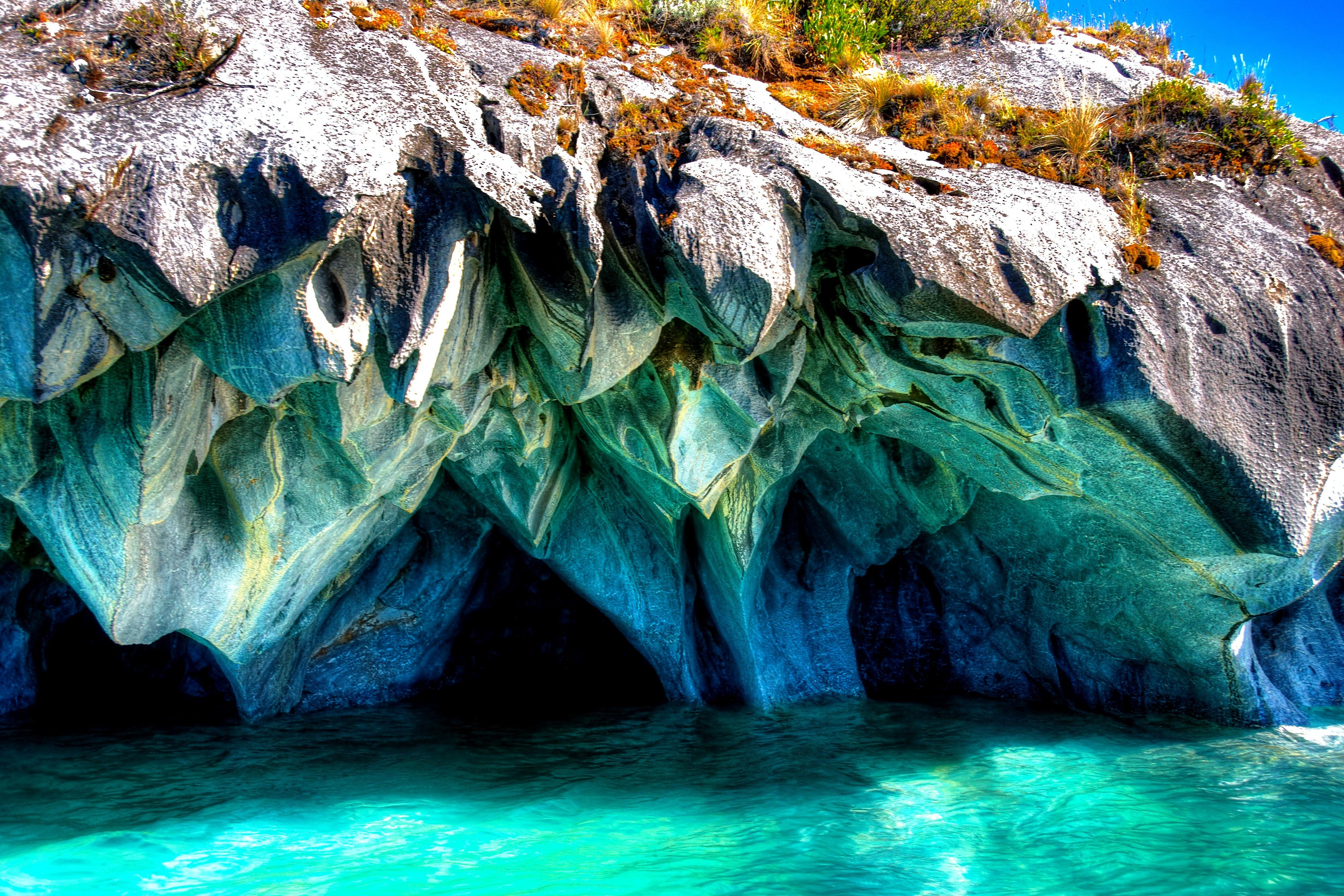 чиле чико пещеры