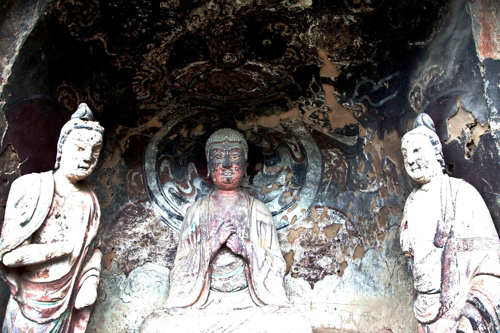 чумазые будды