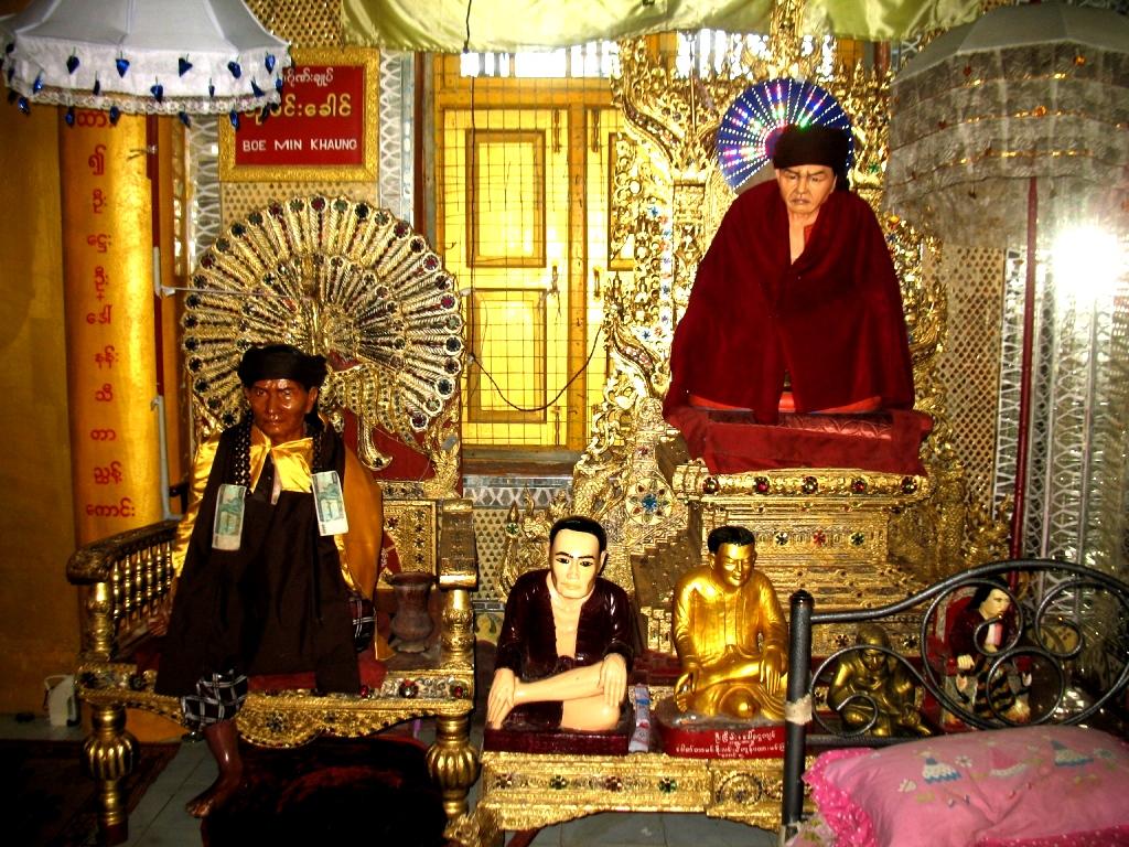 у кханди монах
