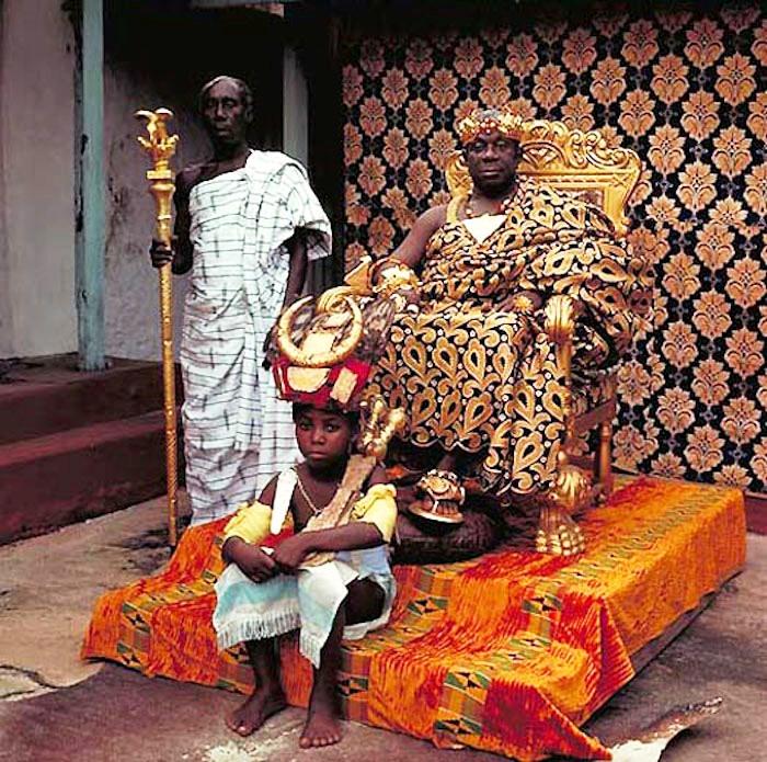 король акропонг-акуалема