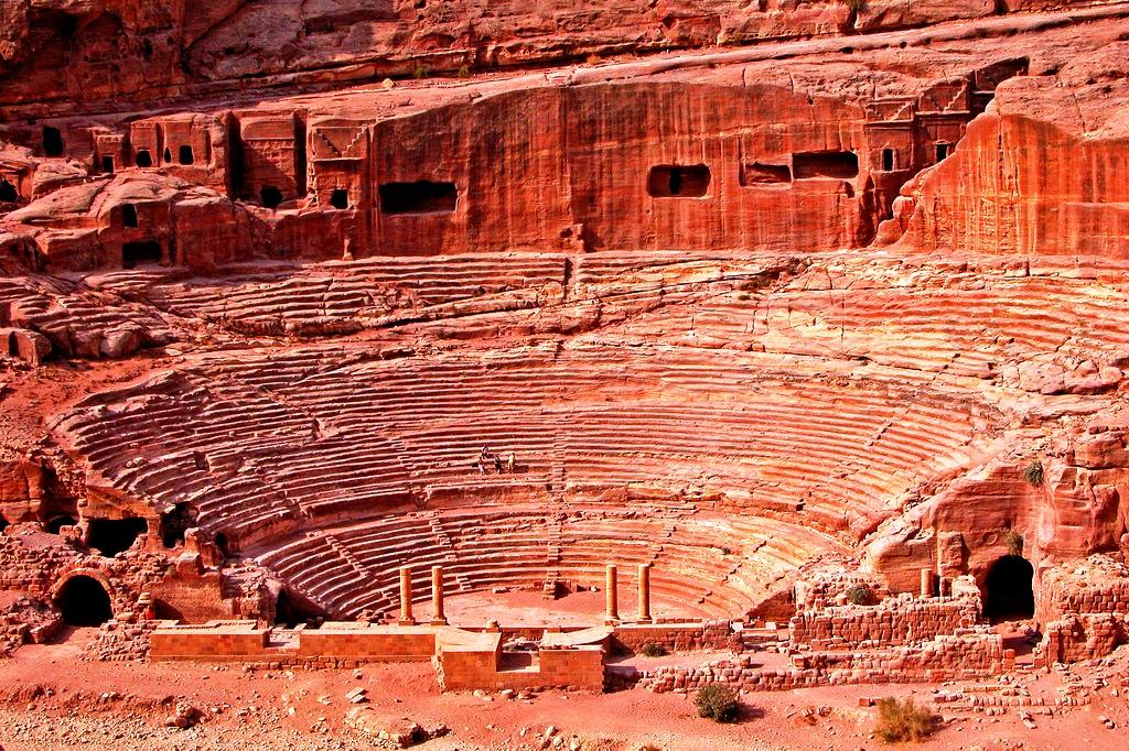 древний театр петры