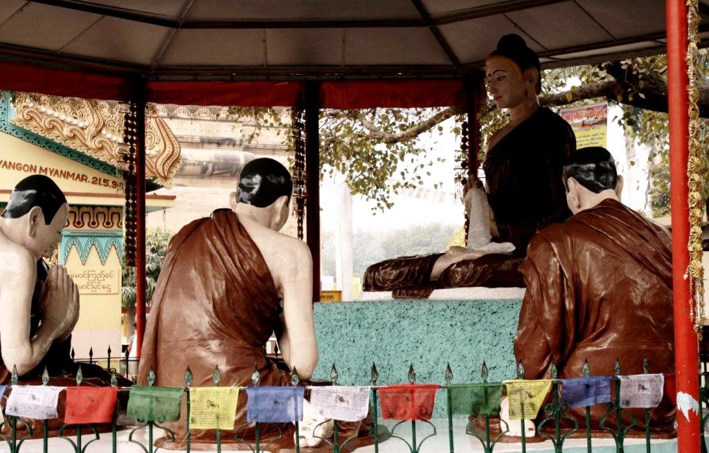 адепты будды